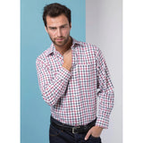 Mens Hovingham Long Sleeved Shirts