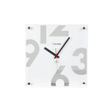 Halifax White Wall Clock