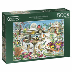 Winter Birds 1000pc Jigsaw