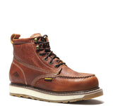 FRONTIER II | Moc Toe 6-Inch Dual Density Work Boot (STEEL TOE)