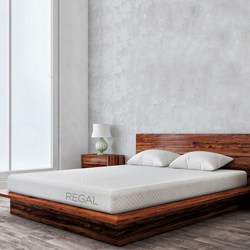 Regal: 8 Inch Memory Foam & Latex Mattress (Basic)