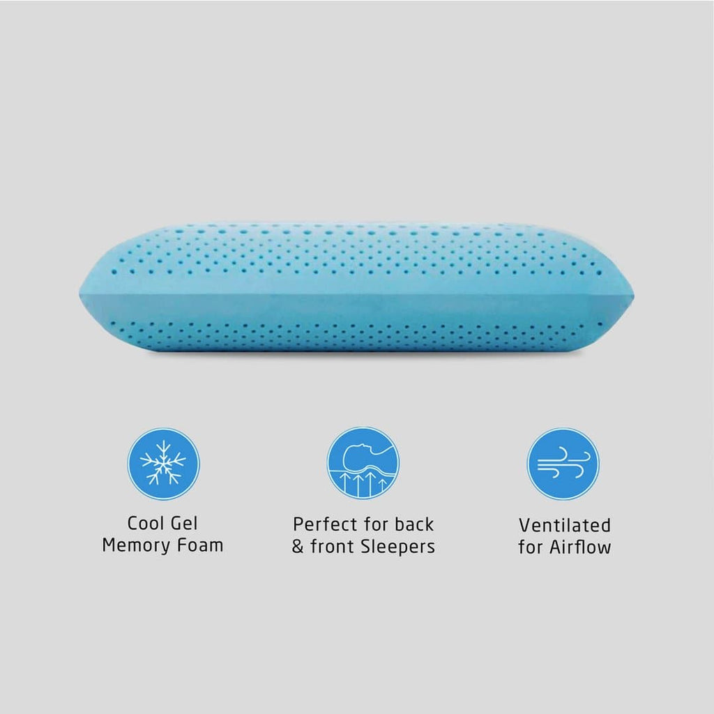 Gel Memory Foam Pillow
