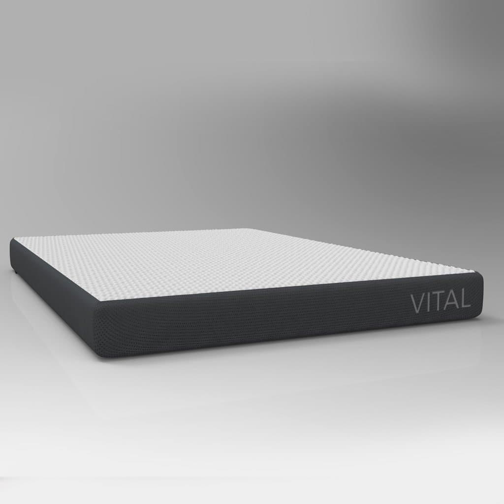 Vital 5 Inch Reversible Foam Mattress