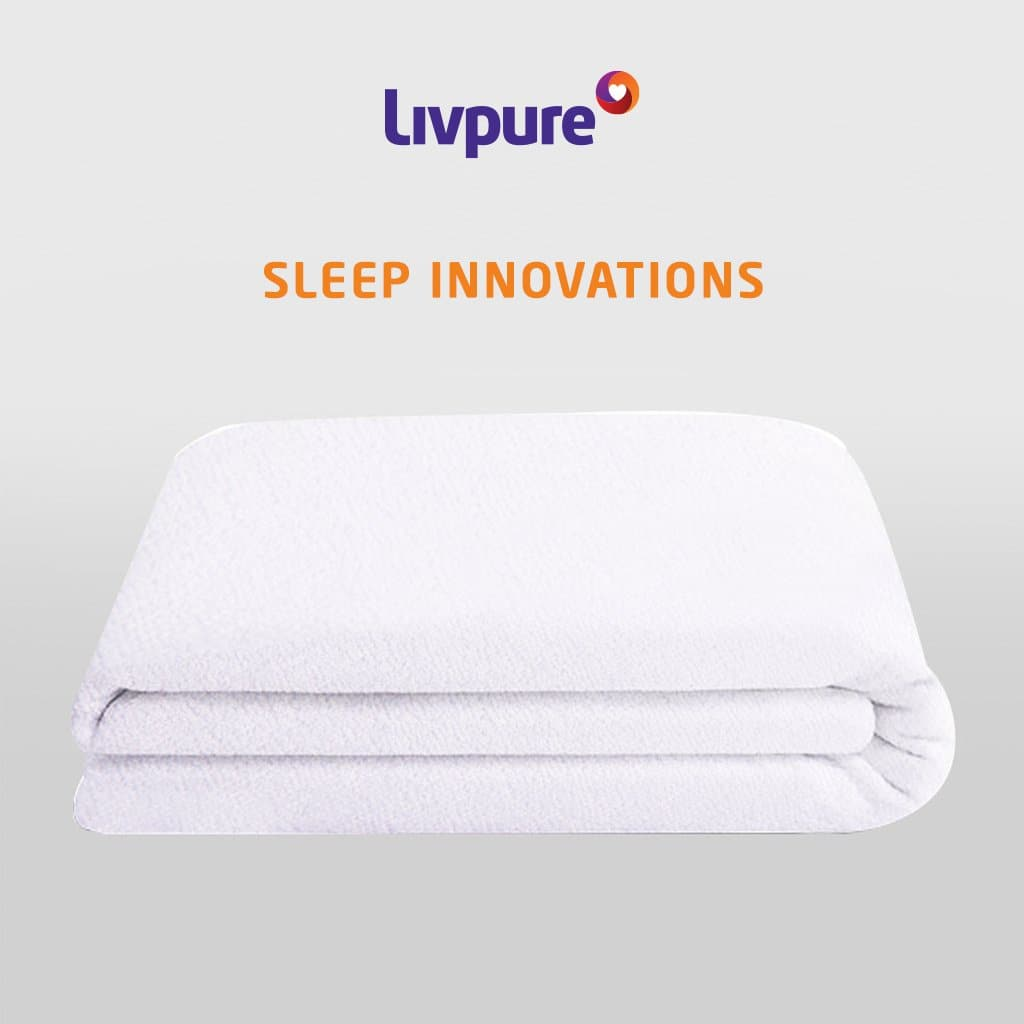 mattress protector by Livpure
