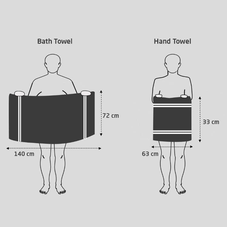 Towel  Dimensions