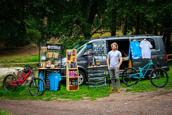 Michael Maiden Canford School Young Entrepreneur started Wheelie Bike Shop in Dorset