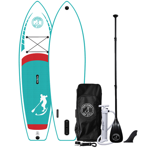 Sandbanks Style Ultimate Turquoise 10'6