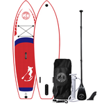Sandbanks Style Ultimate Red 10'6