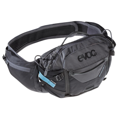 EVOC HIP PACK PRO HYDRATION PACK 3L & 1.5L BLADDER