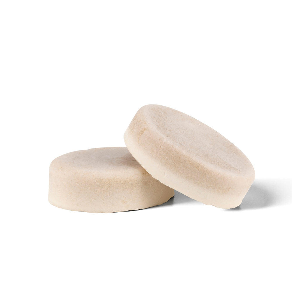 Load image into Gallery viewer, Two coconut oil vegan shampoo soap bars
