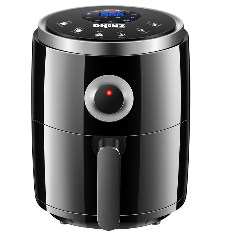 3.2L Air Fryer Multifunction No Fuel Household Fries Machine Liquid Crystal Touch Electric Fryer