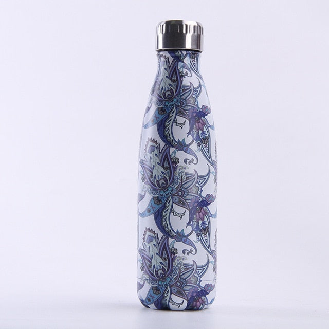 water bottles Stainless Steel Bottle For Water Thermos Vacuum Insulated Cup Double-Wall Drinkware Sports Flask