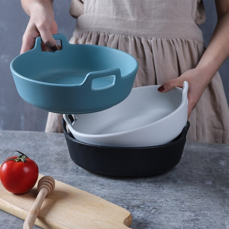 Baking Dish Chef Large Bottom For The Kitchen Forms For Baking Pastry Forms Cake Mould Pan Bakeware Tray For CNO80BA 4