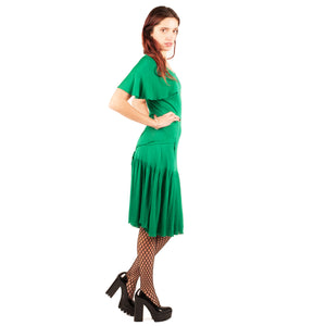 Miu Miu Dress (Green) UK 6-8
