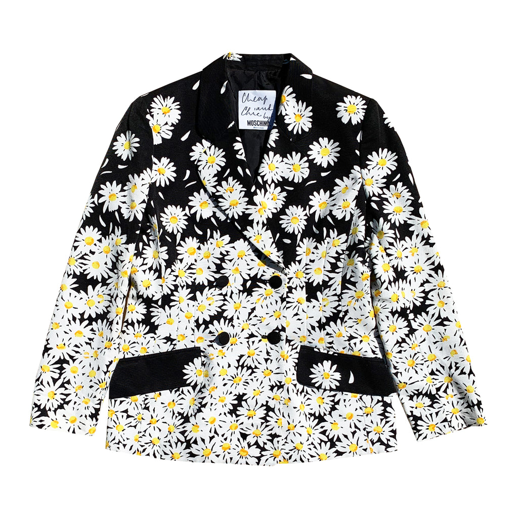 Moschino Daisy Blazer (Multi) UK 8-14