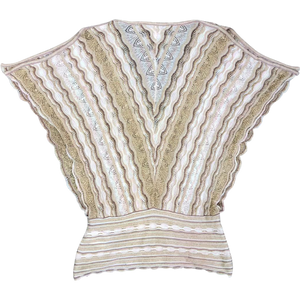 Missoni Knitted Top (Multi) UK 8-10