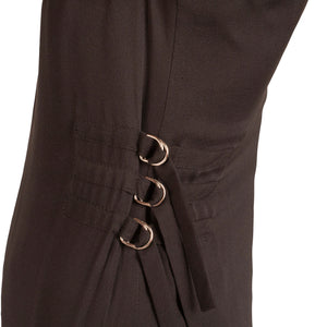 Rocco Barocco Salem Dress (Black) UK 8