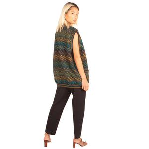 Missoni Knit Vest (Multi) UK 6-14