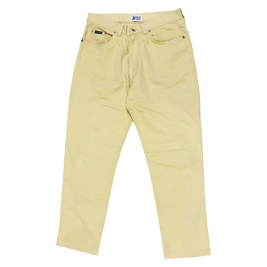 D&G Jeans (Cream) UK 12