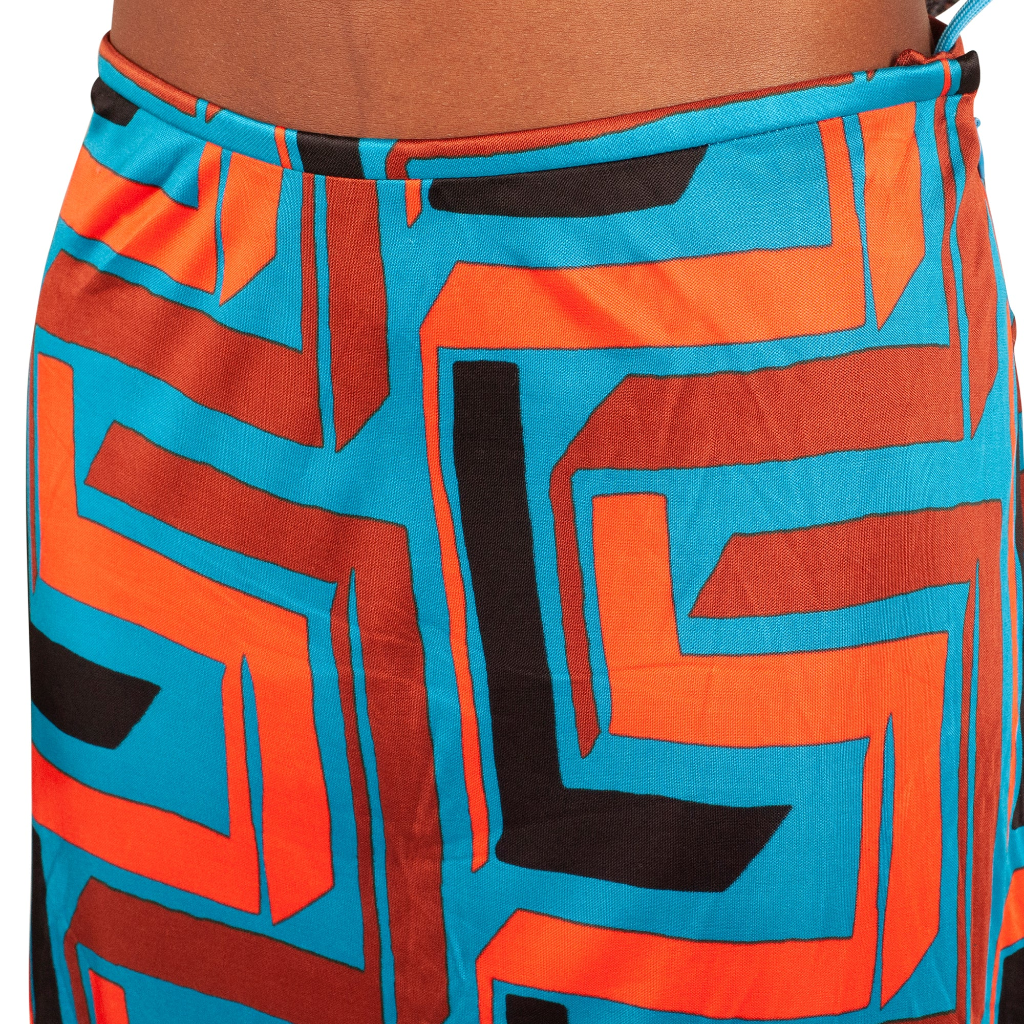 Gianni Versace Skirt (Multi) UK 8