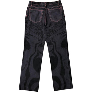 Roberto Cavalli Jeans (Purple/Black) UK 10