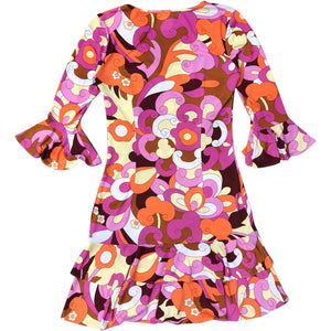 Dolce and Gabbana Dress (Multi) UK 12