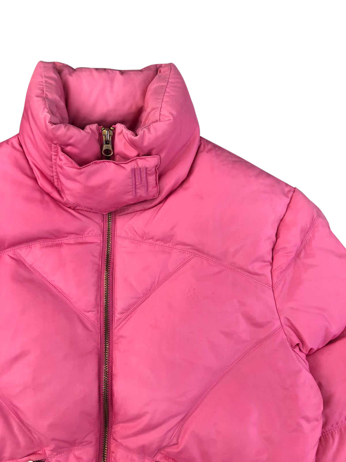 Missoni Puffer Jacket (Pink) UK 10-12
