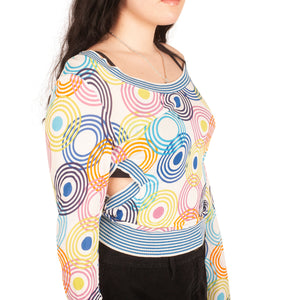 Missoni Cut-Out Top (Multi) UK 6-10