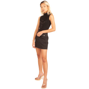 Dolce and Gabbana Skirt (Black) UK 10-12