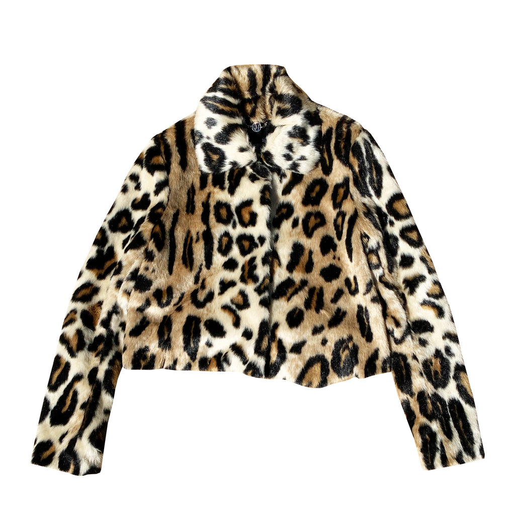 Armani Jacket (Leopard) UK 6-10