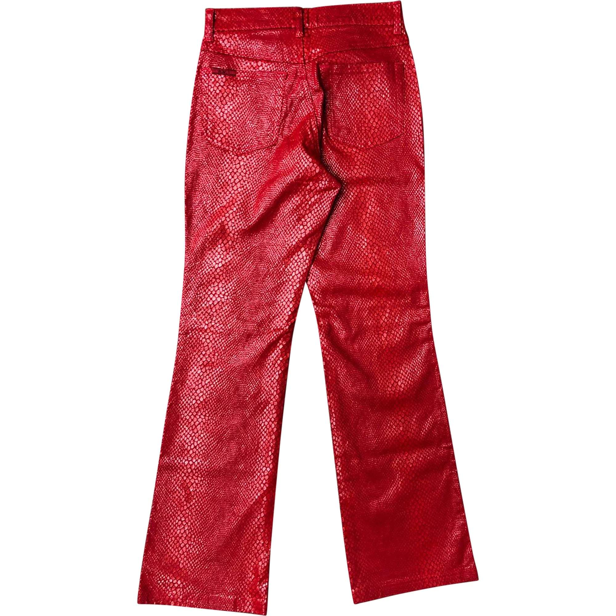 RVT Jeans (Red) UK 6