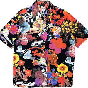 Moschino Flowers Shirt (Multi) UK 12-16