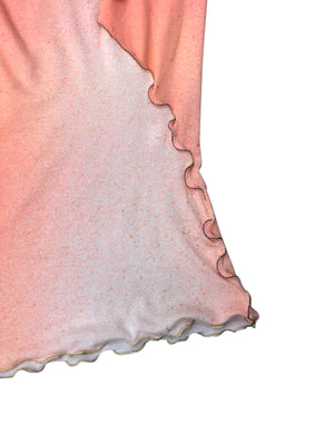 Roberto Cavalli Top (Peach) UK 6-10