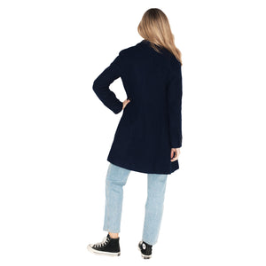 Moschino Coat (Blue) UK 6-8