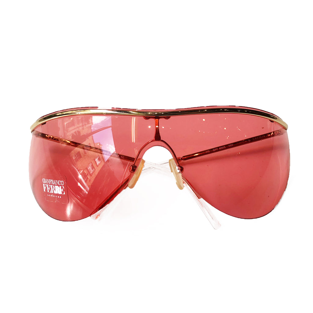 Gianfranco Ferre Sunglasses (Pink)