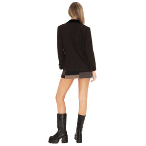 Fendi Blazer Jacket (Black) UK 6-10