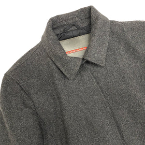 Prada Wool Jacket (Grey) UK 10