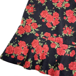 Moschino Wool Skirt (Rose) UK 10
