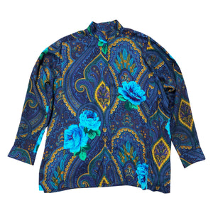 Kenzo Printed Shirt (Multi) UK 14