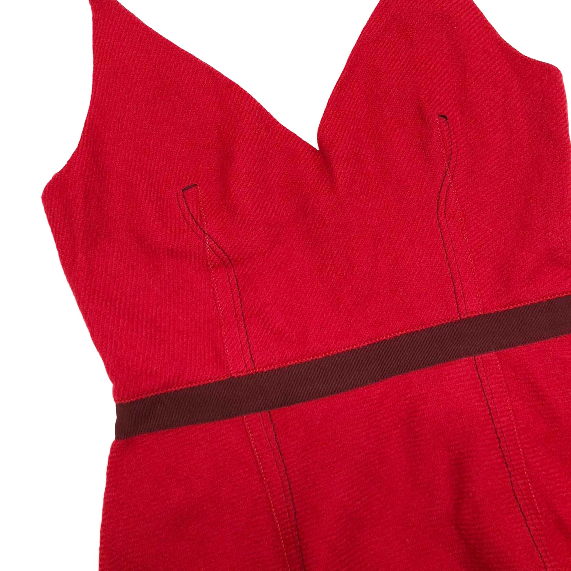 Prada Top (Red) UK 8-10