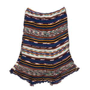Missoni Sheer Midi Skirt (Multi) UK 10-14