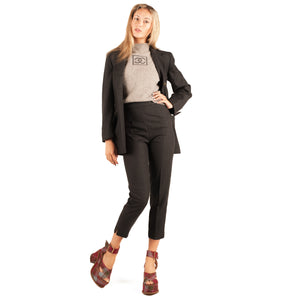 Moschino trouser Suit (Grey) UK 8