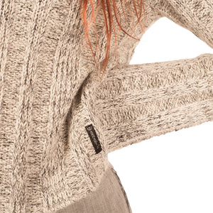 Armani Knit Sweater (Sand) UK 6-10
