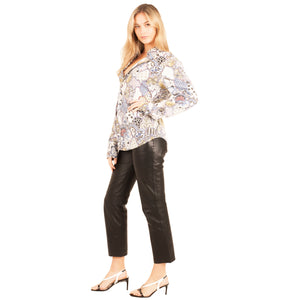 Roberto Cavalli Shirt (Multi) UK 8-12