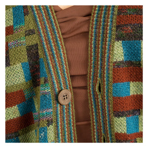 Missoni Cardigan (Multi) UK 10-14