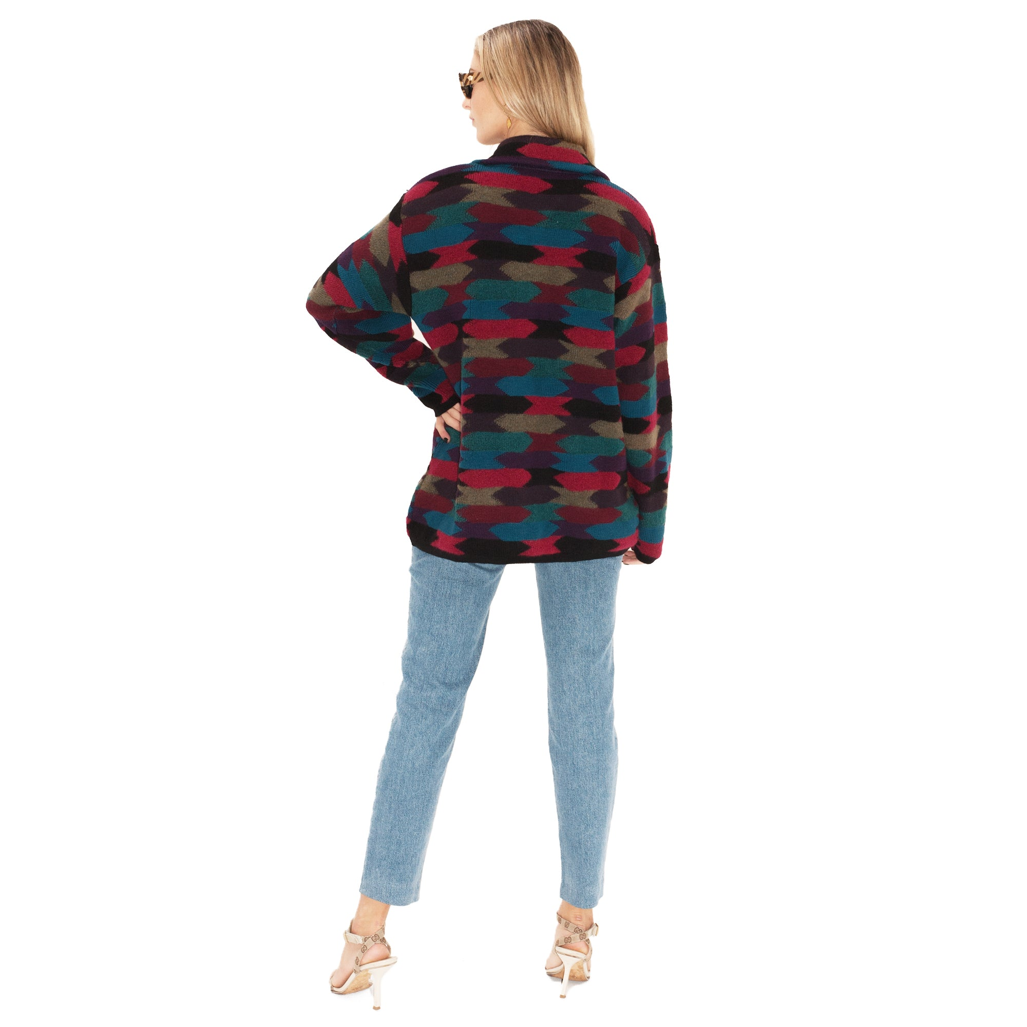 Missoni Knit Overshirt (Multi) UK 8-12