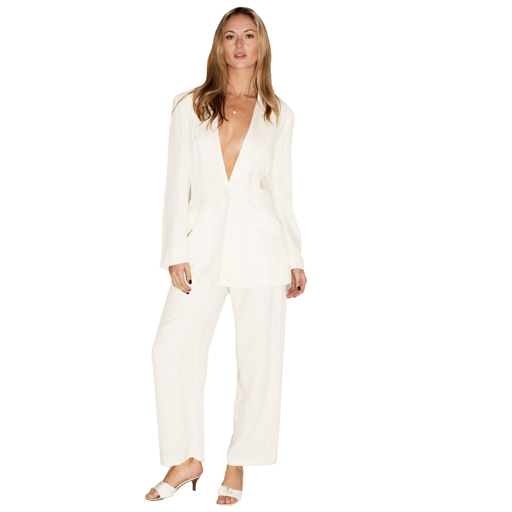 Laura Biagotti Suit (Off White) UK 6
