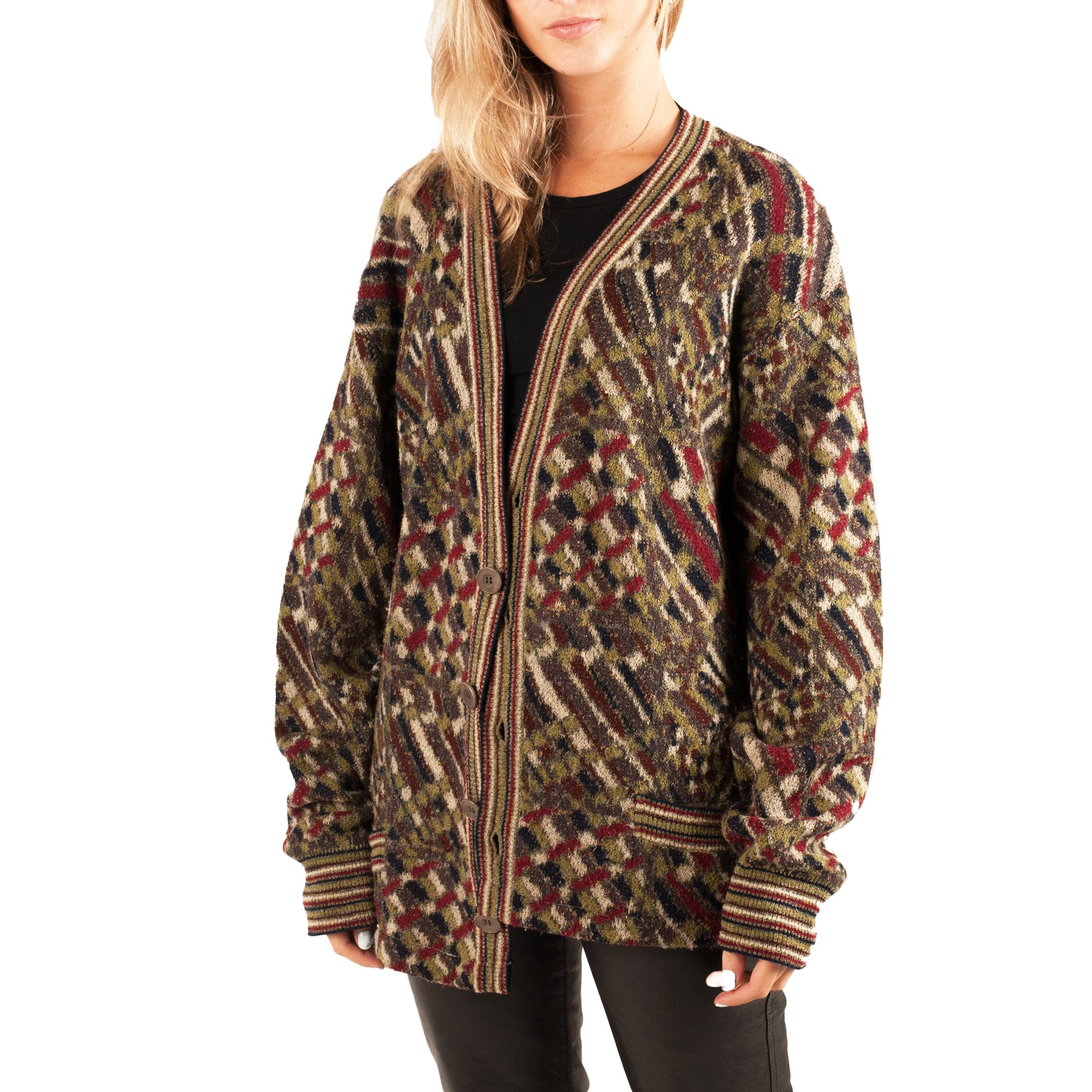 Missoni Sport Cardigan (Multi) UK 8-12