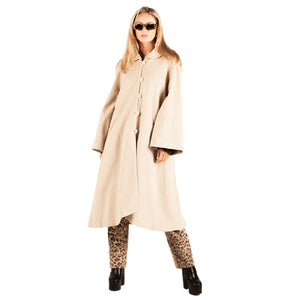 Fendi 365 Coat (Cream) UK 10-12