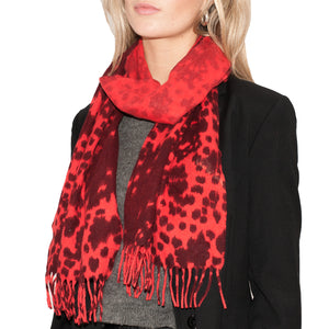 Gianni Versace Scarf (Red) OS